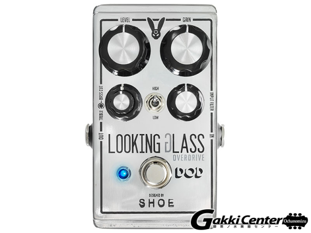 【SALE】DOD Looking Glass Overdrive/オーバードライブ 【店頭在庫品】