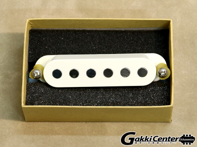 TV Jones Starwood Strat Pickup Middle Parchment White【店頭在庫品】