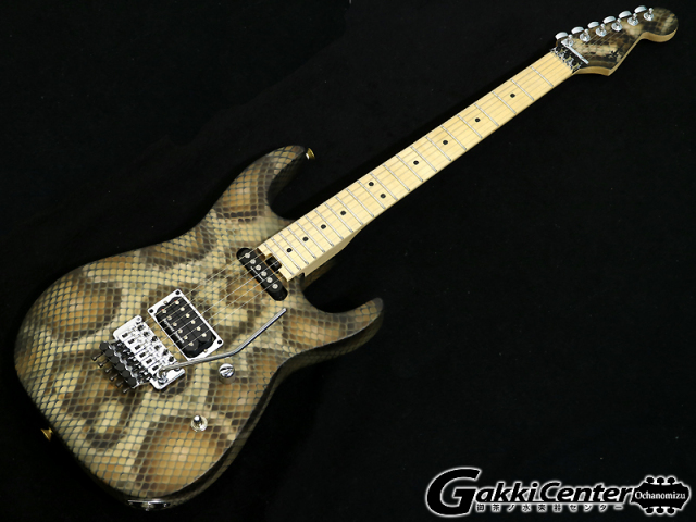 Charvel U.S.A Artist Series Warren DeMartini Signature Snake 【シリアルNo:C9740/3.4kg】【店頭在庫品】
