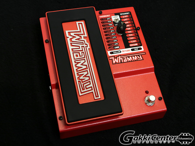 DigiTech Whammy 【店頭在庫品】