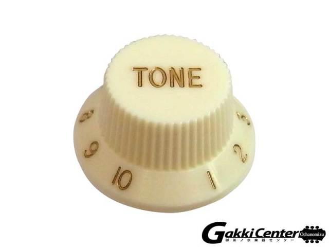 Greco グレコ WS-STD Tone Knobs (Aged White)