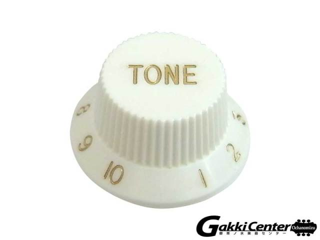 Greco グレコ WS-STD Tone Knobs (White)