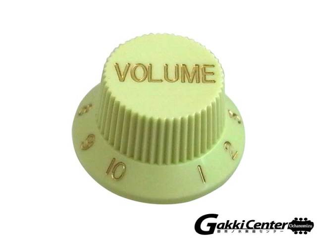 Greco グレコ WS-STD Volume Knobs (Mint Green)