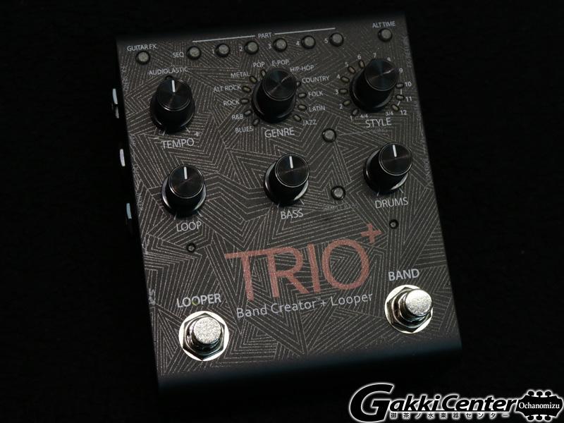 DigiTech TRIO+ Band Creator+Looper