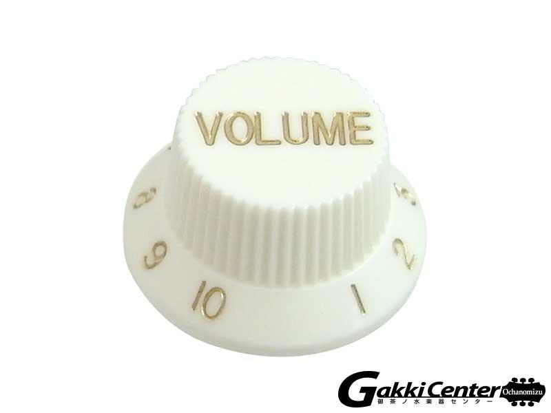 Greco グレコ WS-STD Volume Knobs (White)