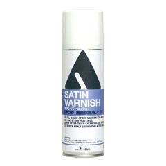 ホルベイン AM593 サテンバーニッシュ 220ml[半つや画面保護用ワニス・アクリル系]