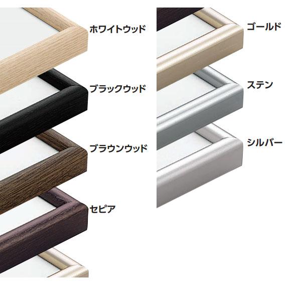 BH-E215J (7色から選択)アクリル付[水彩・デッサン用額縁]