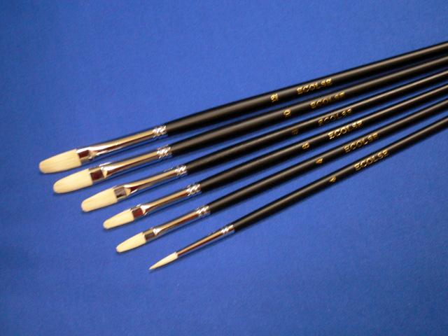 エコルセ 画筆 6本セット