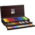 ホルベイン アーチスト色鉛筆150色セット(全色・木函入り)