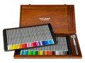 ステッドラー カラト アクェレル水彩色鉛筆 クリエイティブボックス(60色)