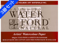 【お得な3冊セット】ウォーターフォード水彩紙 ナチュラル ブロック