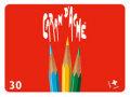 カランダッシュ レッドライン色鉛筆 30色セット