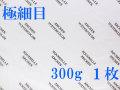 アルシュ水彩紙 極細目 300g 560×760mm 1枚組