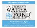 ウォーターフォード水彩紙ホワイト ブロック細目 F6