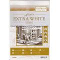 ファブリアーノ水彩紙 エキストラホワイト 荒目 300g B5大(2枚入りトライアルパック)