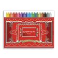 カランダッシュ ネオカラー2 40色セット(水溶性パステル)<クリスマスパッケージのスリーブ付>