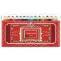 カランダッシュ プリズマロ(水溶性色鉛筆・堅芯) 40色セット<クリスマスパッケージのスリーブ付>