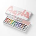 Aqyla(アキーラ) 4号(10ml)13本セット(12色+1本チタニウムホワイト)[クサカベ]