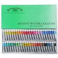 ウィンザー&ニュートン ウォーターカラー 5mlチューブ 48色セット(水彩絵具)