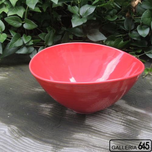 なぶり鉢(大)赤:ARITA PORCELAIN LAB 018010_4