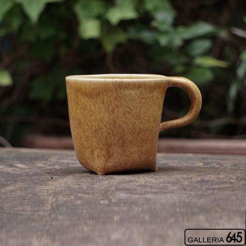 マグカップ(三つ足):サカグチケイコ:022003