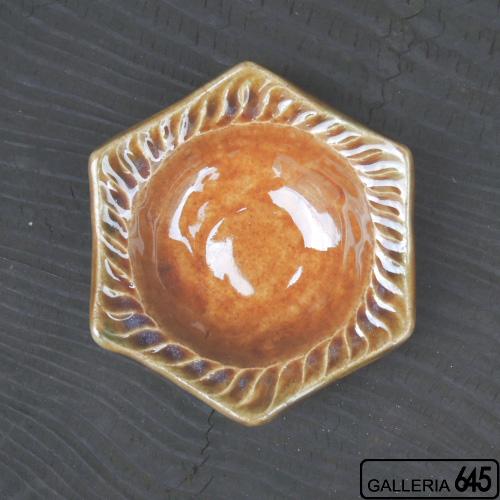 6角小鉢:工房いろは:055008-1