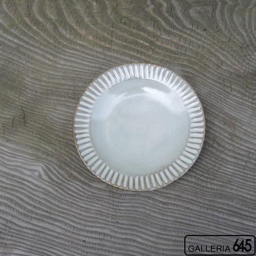 5寸皿(しのぎ):ポープ奈美:066135
