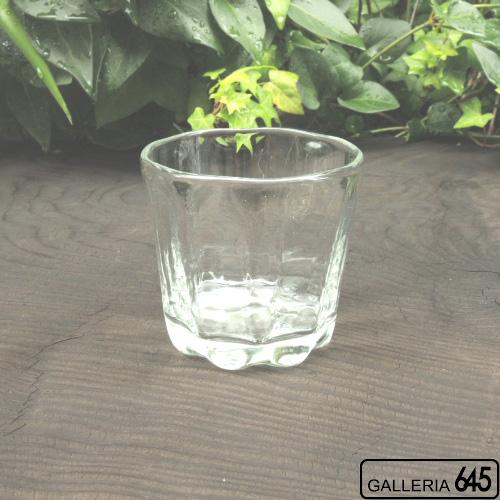 タテモールロックカップ:ガラス工房てとてと:092003
