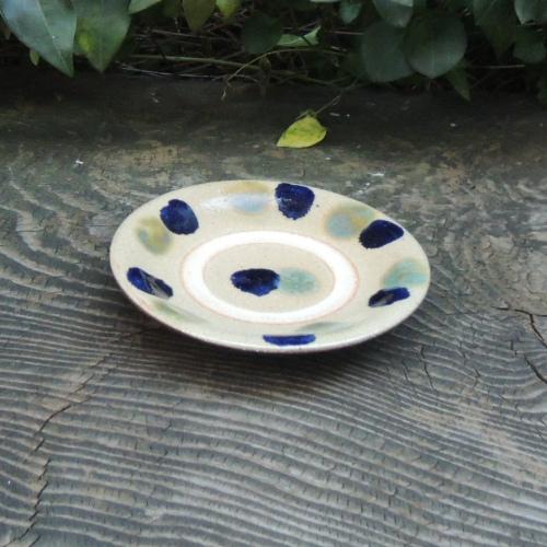 4.5寸皿:宮城正享(みやぎまさたか):012040