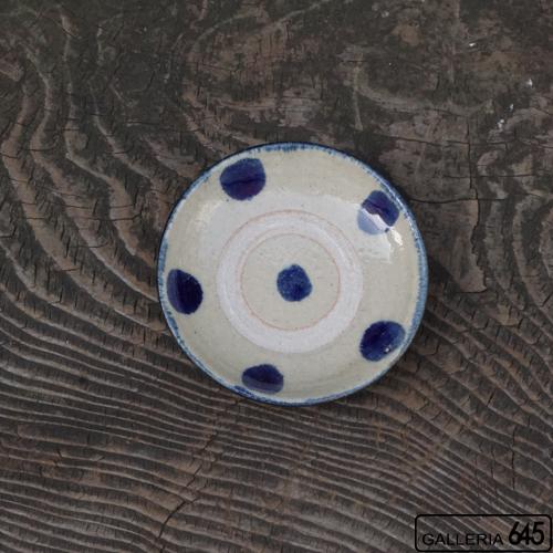4寸皿:松田共司 :014004-11