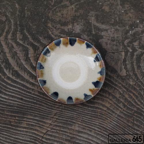 4寸皿:松田共司 :014004-12