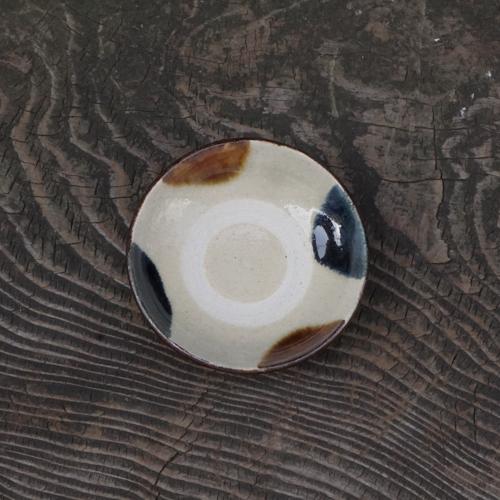 4寸皿:松田共司 :014004-4
