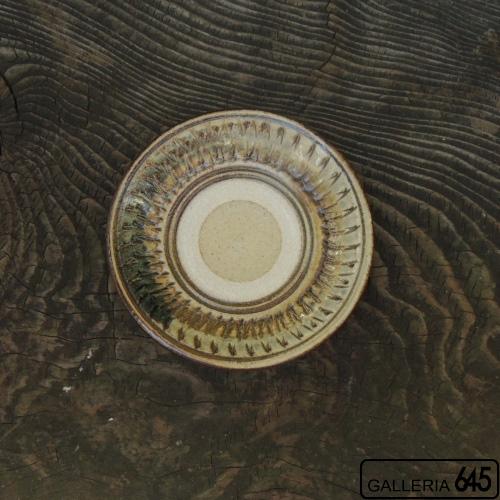 5寸皿:松田共司 :014064-1