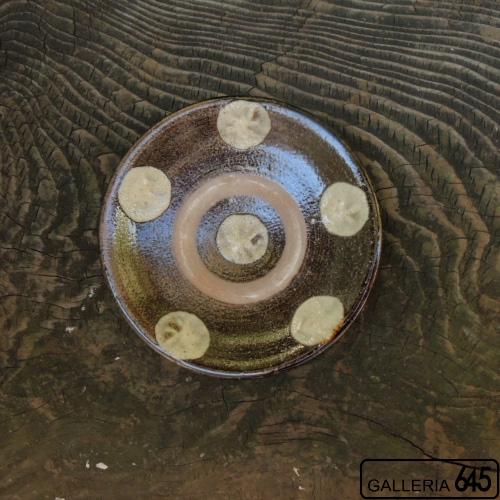 5寸皿:松田共司 :014064-2