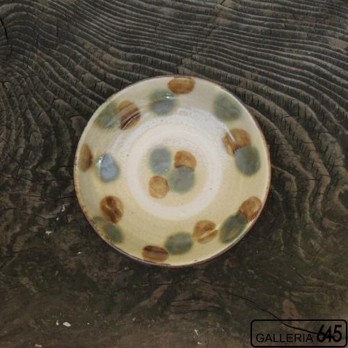 5寸皿:松田共司 :014064-4