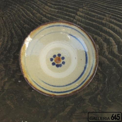 4.5寸皿:松田共司 :014065-3