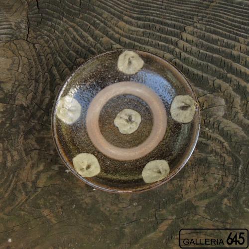 4.5寸皿:松田共司 :014065-5