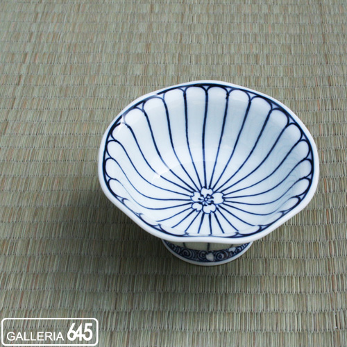 高台小鉢菊割渦桜:津上是隆:015074