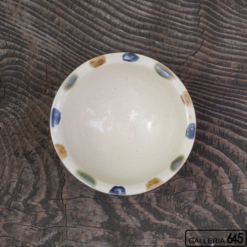4寸鉢:上江洲史朗:016015
