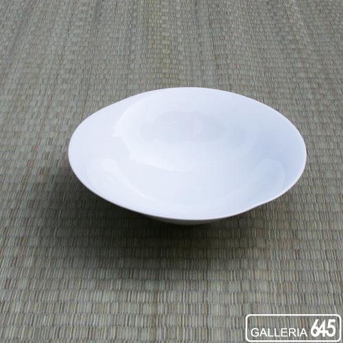 なぶり多用鉢 白磁:ARITA PORCELAIN LAB  018009_1