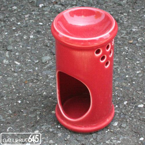アロマポット(赤):GALLERIA 645:024048