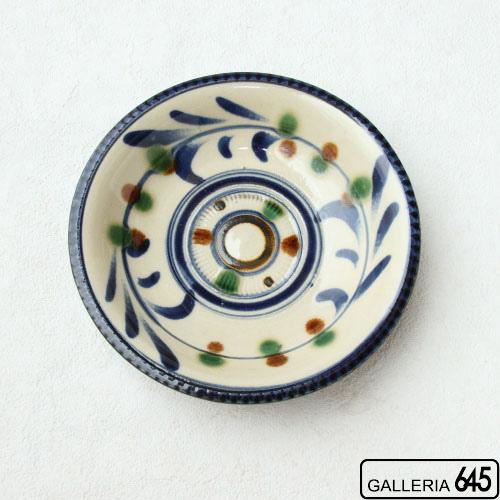 5寸皿(青波):福田健治:039147