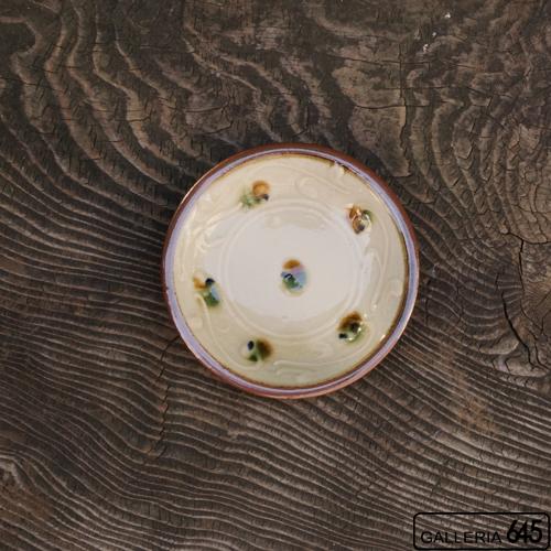 5寸皿(イッチン):福田健治:039149