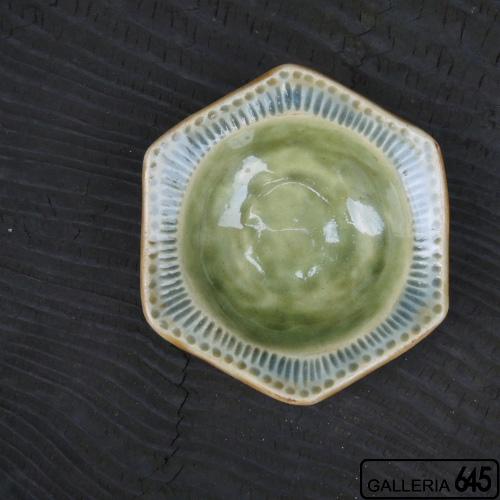 6角小鉢:工房いろは:055008-5