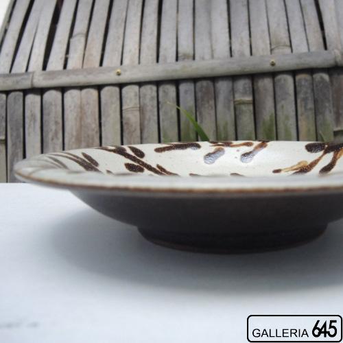 7寸皿(きび):野本 周:080002