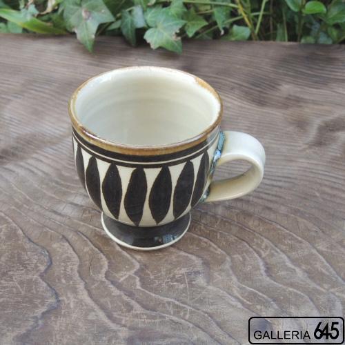 マグカップ(鉄絵棒) :金城定昭:087020