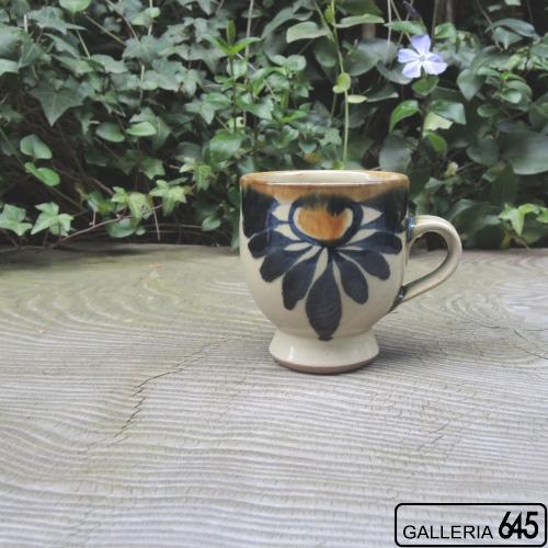 マグカップ(唐草) :金城定昭:087025