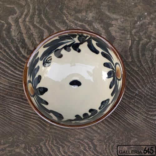 6寸鉢(唐草):金城定昭:087036