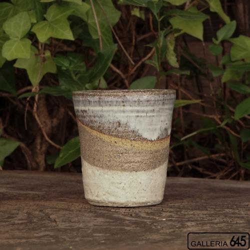 斑唐津フリーカップ(小):福田和祐:093015