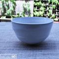 乳白釉らせん碗:西山徳右エ門:017031